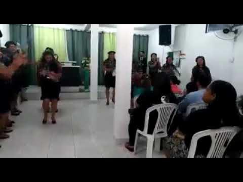 LINDA ABERTURA PARA CONGRESSO DE MULHERES / JANAINA SANDES / MULHERES DE FÉ / CD DEU TUDO CERTO