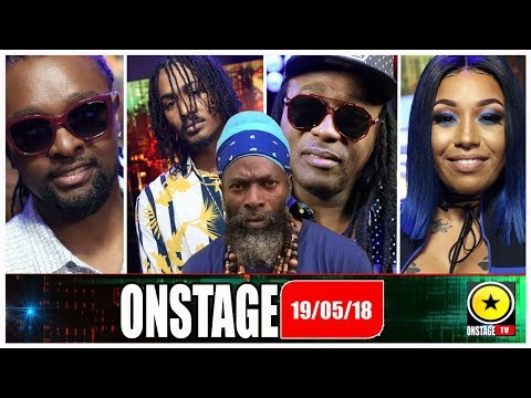 Capleton, Chin , Flourgon, Deep Jahi, Delly Ranks - Onstage May 19, 2018 (FULL SHOW)