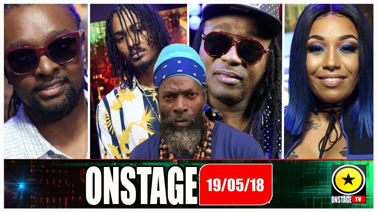 Capleton, Chyn , Flourgon, Deep Jahi, Delly Ranx - Onstage May 19, 2018  (FULL SHOW)