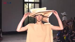 次週のファッション通信は、「2019春夏ジャパニーズ・デザイナーズ...