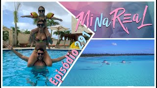 MiNa ReAl l Últimos dias, nesse paraíso chamado Ilha Saona na Rep. Dominicana (parte final).