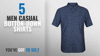 Hurley Casual Button-Down Shirts [ Winter 2018 ] | New & Popular 2018