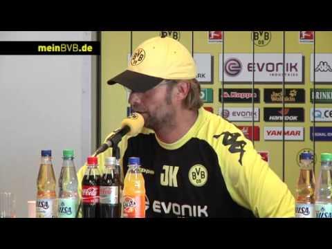 BVB - FC Augsburg: Stimmen zum Spiel Weidenfeller, Klopp und Bender