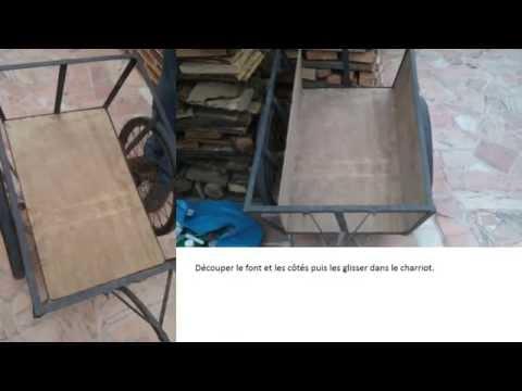 fabrication remorque de velo doovi. Black Bedroom Furniture Sets. Home Design Ideas