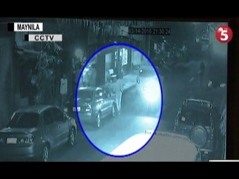 Sapul sa CCTV | Police station sa Pandacan, Manila, hinagisan ng granada