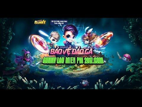 Webgame Gunny Lậu Mới Free All 2017 Hay Nhất VN- Play NoW