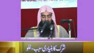 Shirk ka bunyadee sabab guloo by shk tauseef ur rehman 1   8