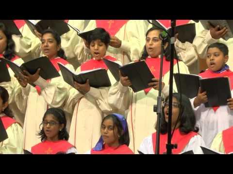Comfort and Joy - by CSI Immanuel Choir Singapore (Carol Service 2014)