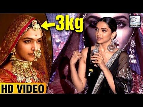 Deepika Padukone's Amazing Reaction On 3...