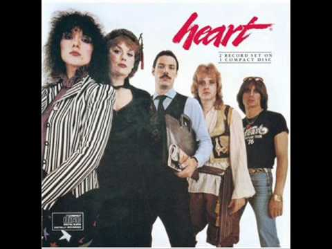 Heart- Mistral Wind