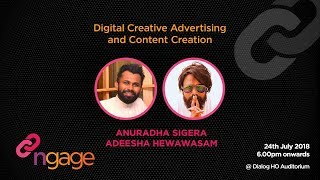 #ngage 12.0 Talk : Digital Creative Advertising and Content Creation - FTT