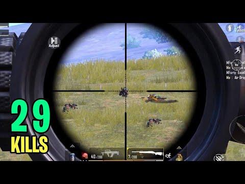 M24 Vs Many SNAKES | PUBG Mobile