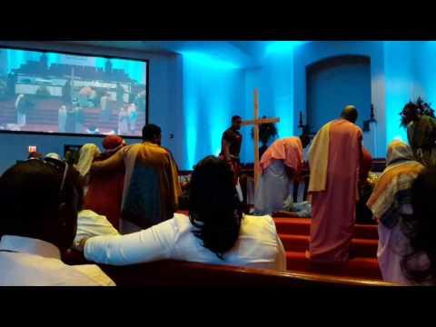 "TLC Easter Drama ""Take it to the Cross""."