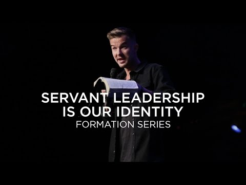 Servant Leadership Is Our Identity - Pastor Rich Wilkerson Jr.