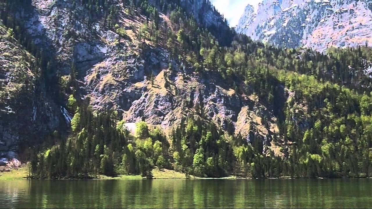 bavarian landscape - feeling