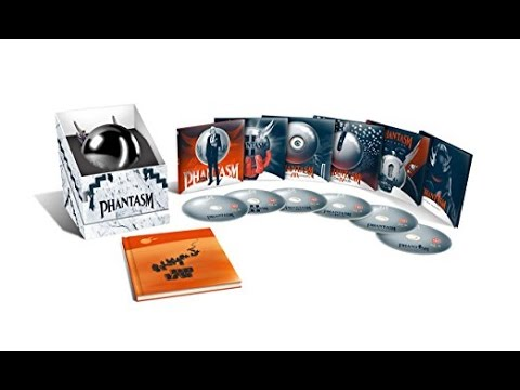 Phantasm 1 5   Limited Edition Blu ray Collection Arrow Review By Chrisblu007