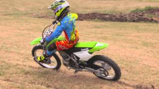 MXTV  Bike Review - Kawasaki KLX 140L