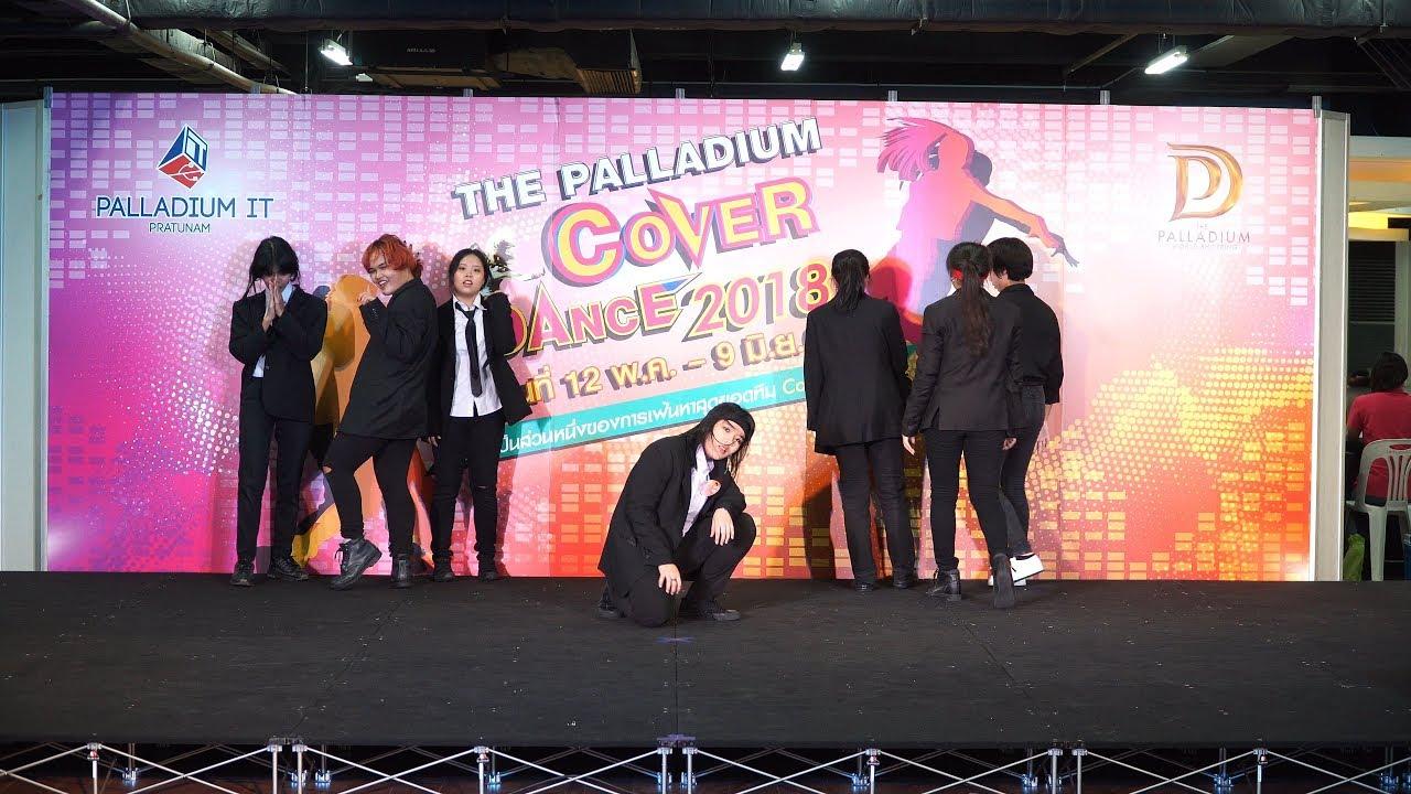 "Download 180519 ""Sven ace"" cover ""Intro : Boy Meets Evil+MIC Drop""(BTS)@The Palladium(Audition#2)"
