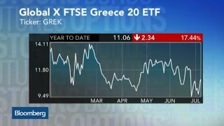Why Are Greece ETFs Thriving in Chaos?
