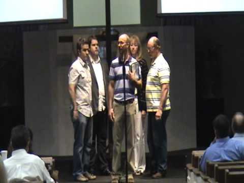 Special Songs--Southern Hills Church Of Christ--Aug. 19, 2012 (cover)