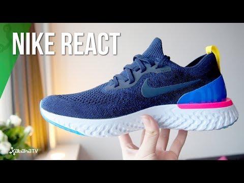 La última tecnología de Nike para running son unas