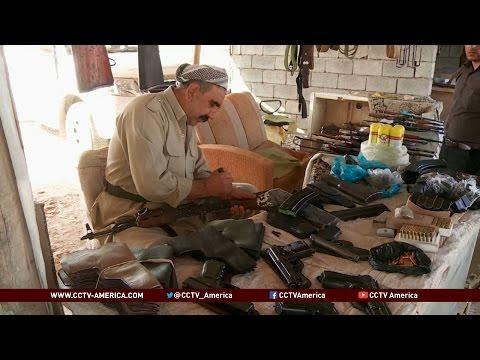 Guns sold on black market in local Iraqi bazaars