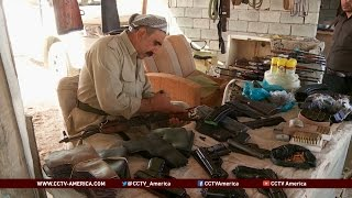 Repeat youtube video Guns sold on black market in local Iraqi bazaars