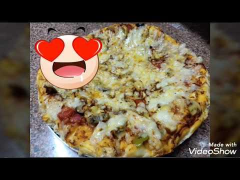 صورة  طريقة عمل البيتزا أحلي وأضمن طريقة لعمل البيتزا ❤️🔥 طريقة عمل البيتزا من يوتيوب
