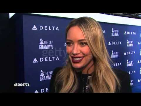 Hilary Duff Talks New Album from YouTube · Duration:  1 minutes 14 seconds