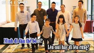 [ Karaoke ] Mình Đi Đâu Thế Bố Ơi - Team Bố Ơi Season 1-2014 (Beat Chuẩn)