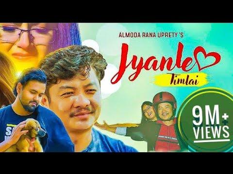 JYANLE TIMLAI   Almoda ft. Dayahang Rai   Barsha Siwakoti   Buddhi Tamang   Official Music Video