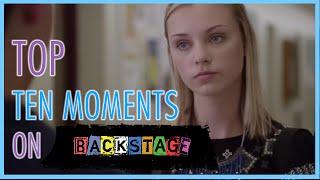 Backstage | Season 1: Top 10 Moments So Far