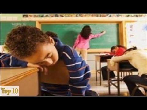 Top 10  Reasons Kids Hate Homework