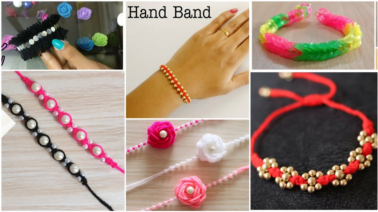Easy And Beautiful Friendship band | DIY | Handmade Band | Friendship Band