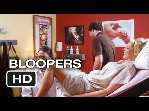 Knocked Up Bloopers - Seth Rogen's Laugh (2007) - Judd Apatow Movie HD