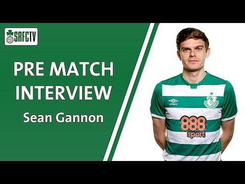 Sean Gannon | Pre Match Interview v Dundalk | 1 July 2021