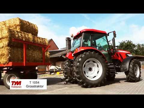 TYM   T 1054  --- Traktor --- Produktvideo --- SEP 2019