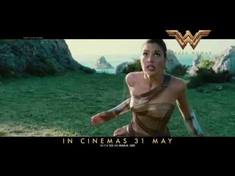 Wonder Woman [Official International WARRIOR Trailer in HD (1080p)]
