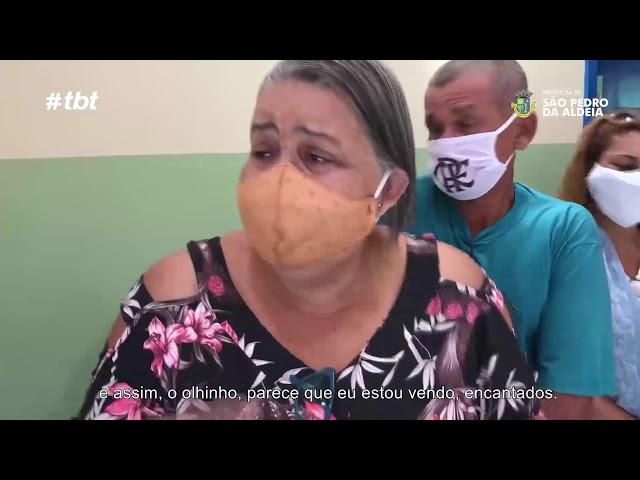 É BOM LEMBRAR | INAUGURAÇÃO DA ESCOLA MUNICIPAL ELÍZIO HENRIQUE DE PAIVA