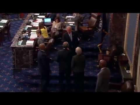 Markey Sworn In to United States Senate