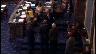 Markey Sworn In to United States Senate