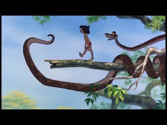 Jungle Boek | Liedje: Bouw Op Mij | Disney NL
