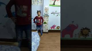 Ready to move dance cover by Hayat baby👍| The Prowl Anthem Tiger Shroff song | Awesome dance Hayat