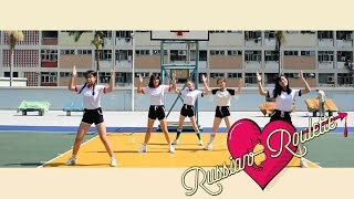 red velvet 레드벨벳 russian roulette 러시안 룰렛   dance cover by gwill