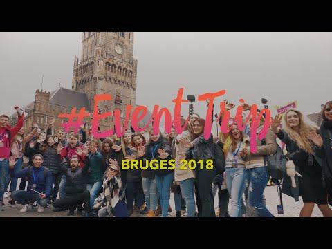 Aftermovie Event Trip Tour Bruges, Belgium 2018