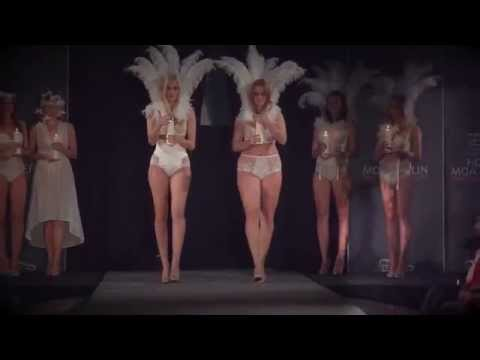Lingerie - Dessous fashion show - Körpernah Berlin November 2014 2. Teil