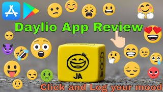 Daylio App Review - A journal and Diary for Mood || Best Mood tracker App Video
