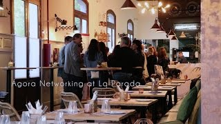 Ágora Networking at La Parada in Palma, Mallorca