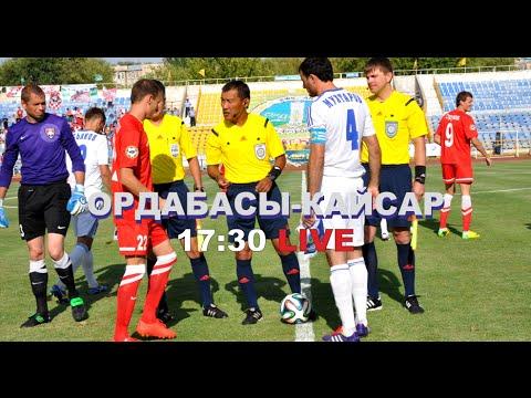 Ordabasy 0-1 Kaisar Kyzylorda