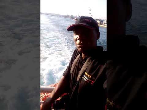 Cruising on the Bosphorous